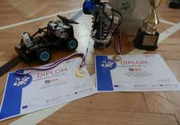 Robotic Battle Alejova 2018
